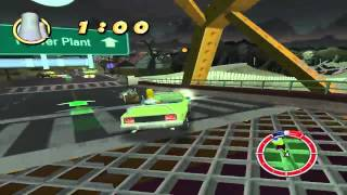 [PC] The Simpsons Hit And Run | Level 7 Missions