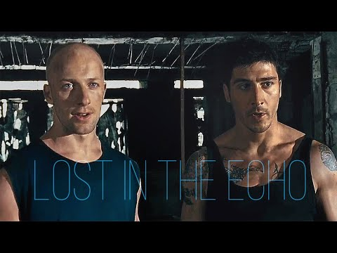 Linkin Park - Lost In The Echo // District 13 Music Video