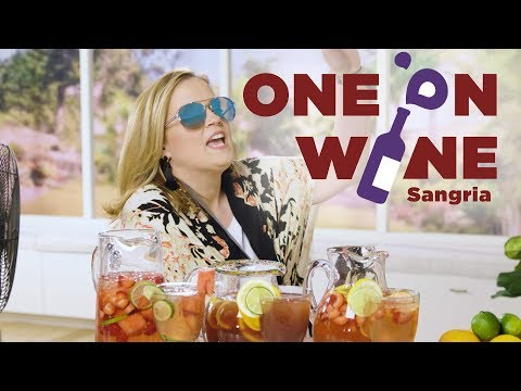 How To Make Sangria | One On Wine