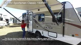 KZ-RV-Sportsmen Classic-150RBT