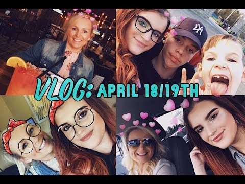 VLOG: April 18/19th   Cystic Fibrosis Checkup, Diabetes, CF walk, and more!!