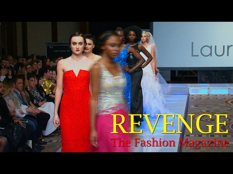 Laura Moss @ Couture Fashion Week (Feb. 2017)
