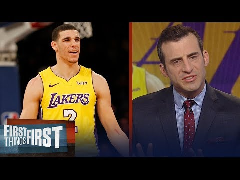 Doug Gottlieb needs Lonzo to confront LaVar if he ever wants to lead Lakers   FIRST THINGS FIRST
