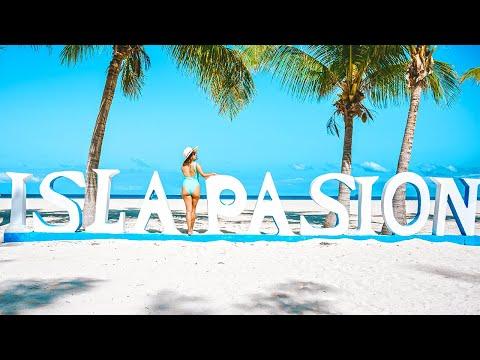 Isla Pasión en Cozumel / Todo lo que necesitas saber - Diana y Aarón (DYA)