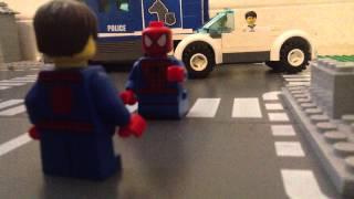 Lego Amazing Spider-Man 2 (Fighting Rhino) Ending