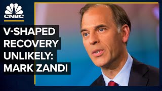 Why A V-Shaped Recovery Is Unlikely: Mark Zandi
