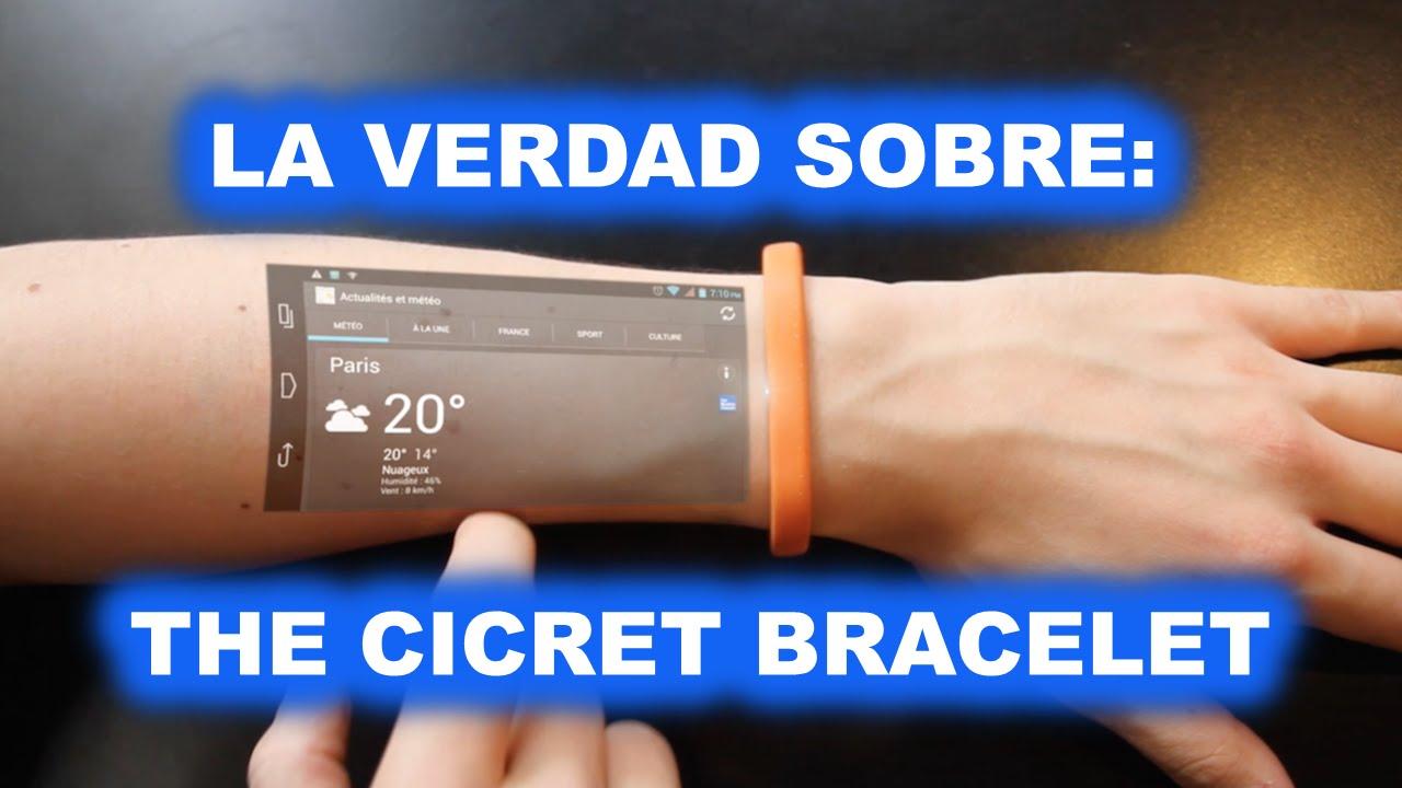 e4b25590bfeb La Verdad Sobre The Cicret Barcelet