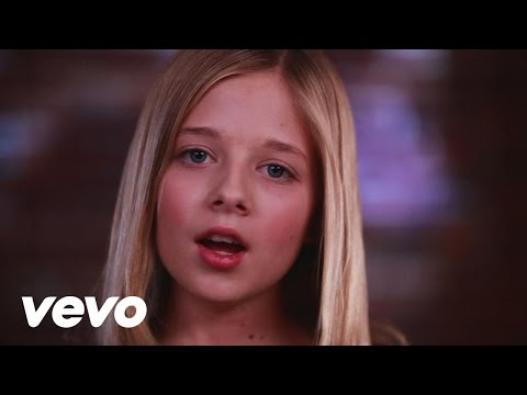 Jackie Evancho - I'll Be Home For Christmas (Video)