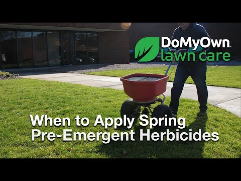 Ly Spring Pre Emergent Herbicides