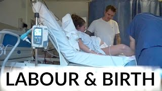 LIVE LABOUR AND BIRTH STORY WITH EPIDURAL
