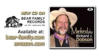 "Richard Dobson ""Mankind Plus"" CD on Bear Family Records"