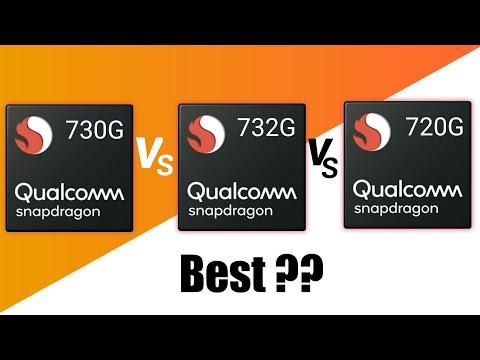 Snapdragon 732G vs 730G vs 720G Detailed Comparison  [ Comparison ]