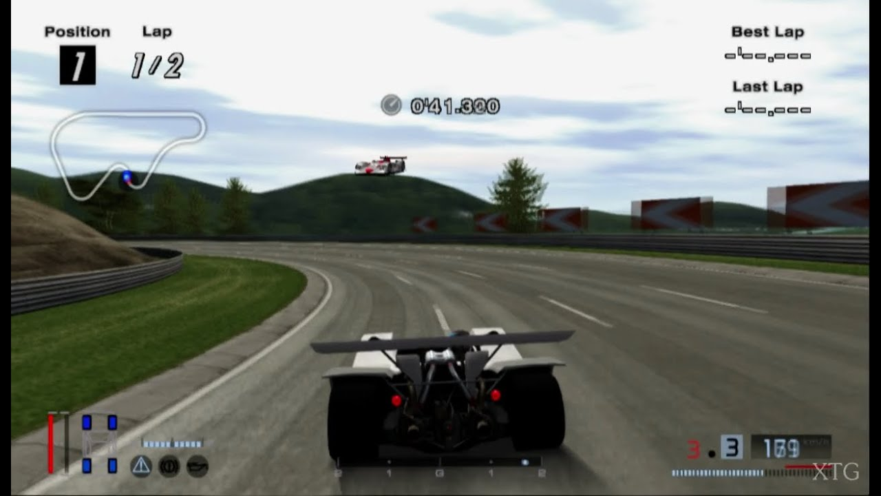 gran turismo 4 toyota 7 race car 39 70 hd ps2 gameplay. Black Bedroom Furniture Sets. Home Design Ideas