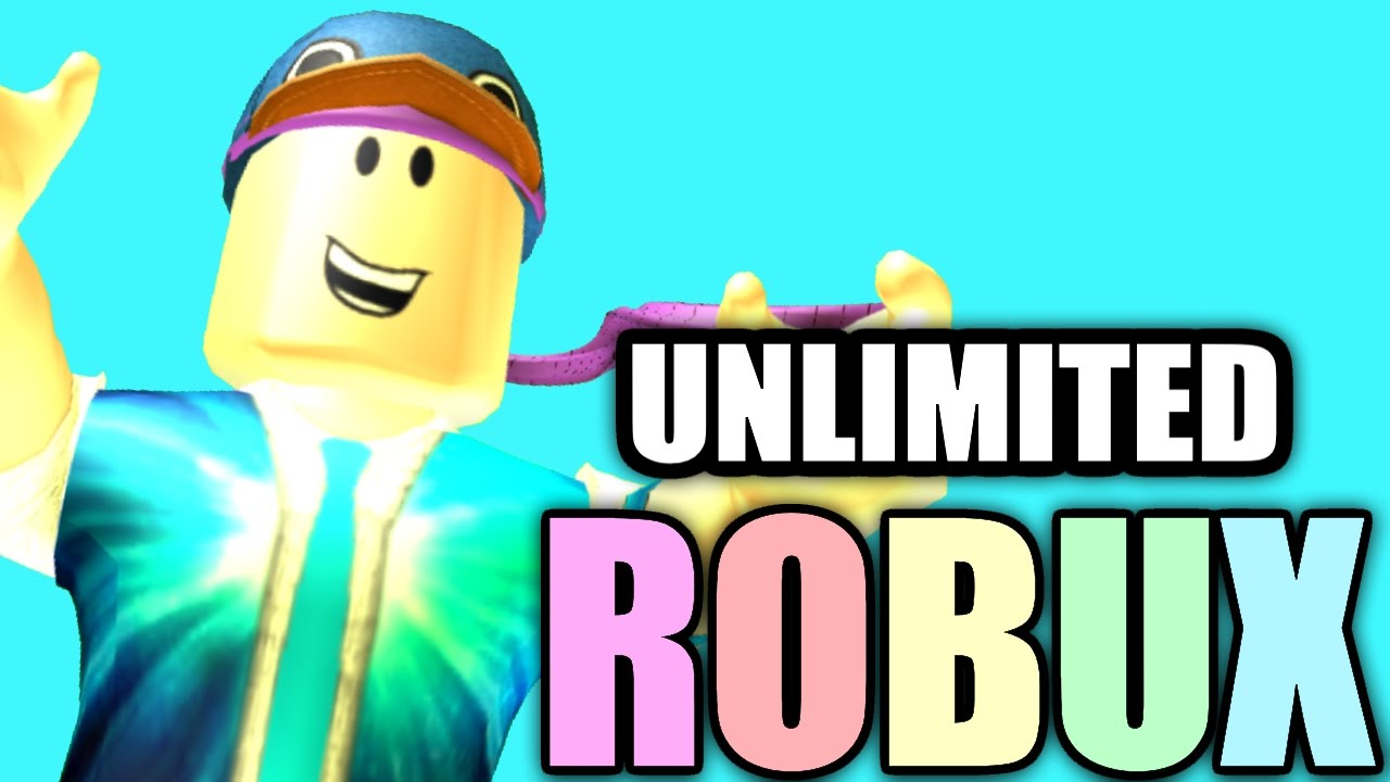 ROBLOX How To Get FREE UNLIMITED Robux on ROBLOX 2017