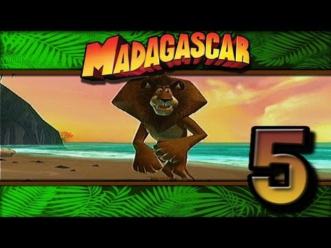 """Madagascar (The Video Game): Episode 5: """"Mysterious Jungle"""""""