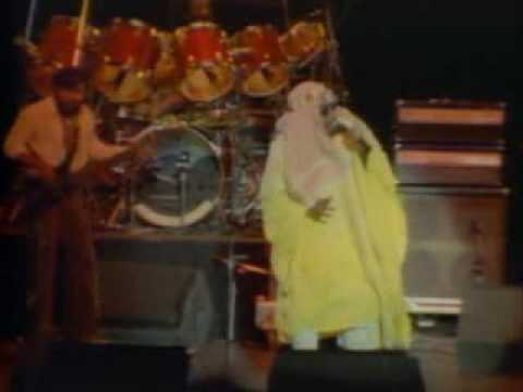 Peter Tosh African Live 1983