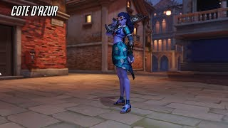 Overwatch - All Skin-specific Voiceline - April 2018 update