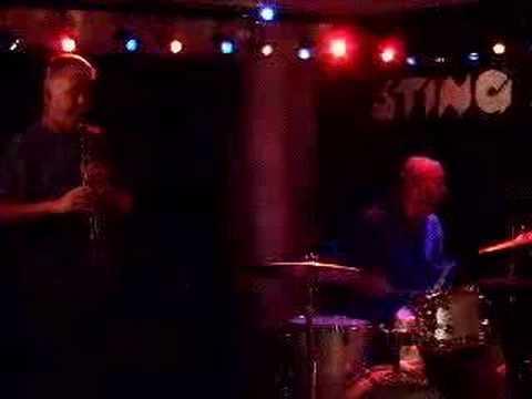 Han Bennink & Frode Gjerstad @ Sting JazzKlubb 1/2