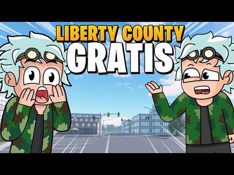 ROBLOX LIBERTY COUNTY GRATIS