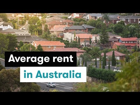 Average Rent In Australia