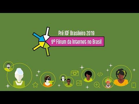 [9º FórumBR] Sessão Principal: Cooperação Digital