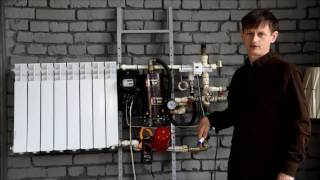 видео Электродный котел Галан - принцип работы, отзывы