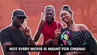 NOLLYWOOD! NOT ALL MOVIES SHOULD MAKE IT TO THE CINEMAS! | The Art of Film Vs Selling Tickets