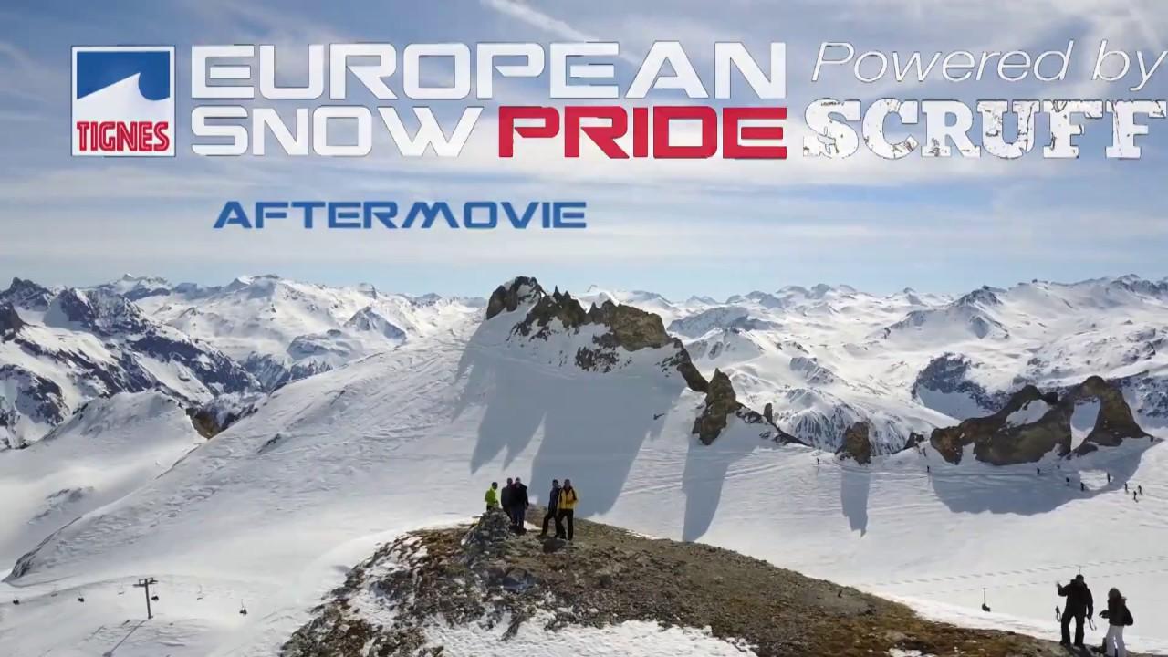 from Beckham gay ski week europe