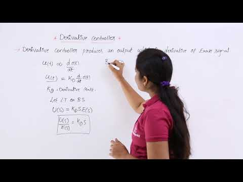 Derivative Controller