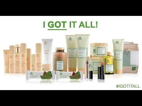 ARBONNE 2017 NEW PRODUCT UNBOXING AND FIRST IMPRESSIONS!!!