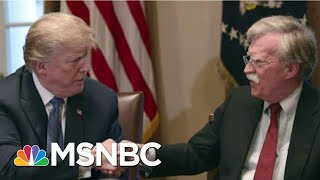 Bolton Willing To Testify In Trump Impeachment Trial If Subpoenaed | Craig Melvin | MSNBC
