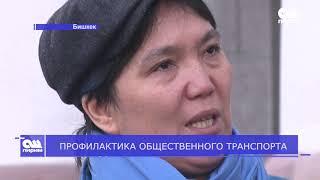 ПРОФИЛАКТИКА ОБЩЕСТВЕННОГО ТРАНСПОРТА