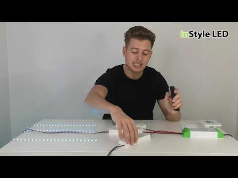 How to control multiple LED strips / areas of LED lighting? - Wireless RF option