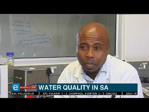 Water quality in South Africa