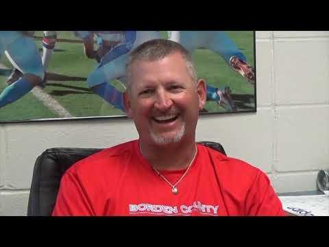 Spotlight Coach Richey, Borden County Coyotes