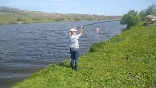 Рыбалка на базе 6 озёр