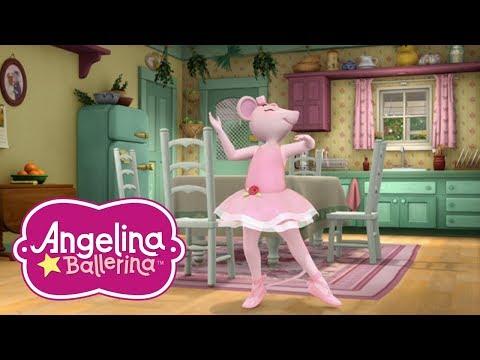 Angelina Ballerina Latinoamérica  Cómo Bailar el Vals