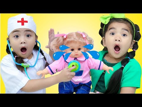Miss Polly Had a Dolly Song | Suri Sing-Along to Kids Song Nursery Rhyme
