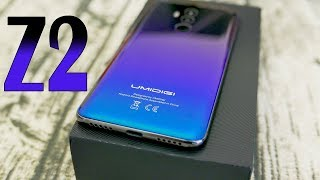 UMIDIGI Z2 in for a Review - GRADIENT BEAUTY