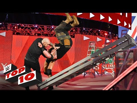 Top 10 Raw moments: WWE Top 10, May 13, 2019 - YouTube