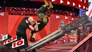 Top 10 Raw moments: WWE Top 10, May 13, 2019