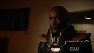 Arrow 7x22 The Moniter Tells Oliver He Dies In Crisis On Infinite Earths