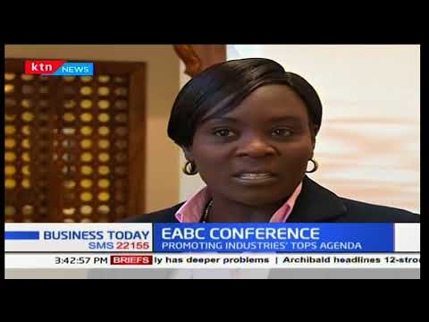 Second East Africa Business ad Entrepreneurship conference kicks off in Dar es Salaam, Tanzania