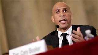 Sen. Booker Testifies Against Confirmation of Sen. Sessions