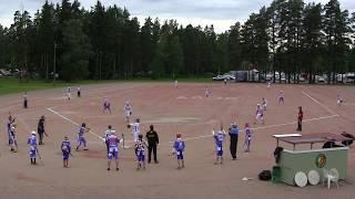 Pesäpallo Suurleiri 2014 Poikien kilpasarjan Itä-Länsi