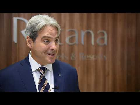 Guy Hutchinson, acting chief executive, Rotana Hotels & Resorts