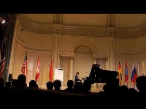 Montreal Lambda Piano Students Carnegie Hall Debut