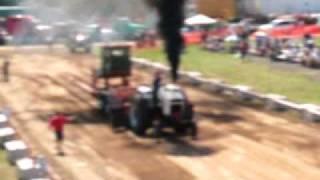 Kent City Pull MTTP 13,000# Field Farm Tractors