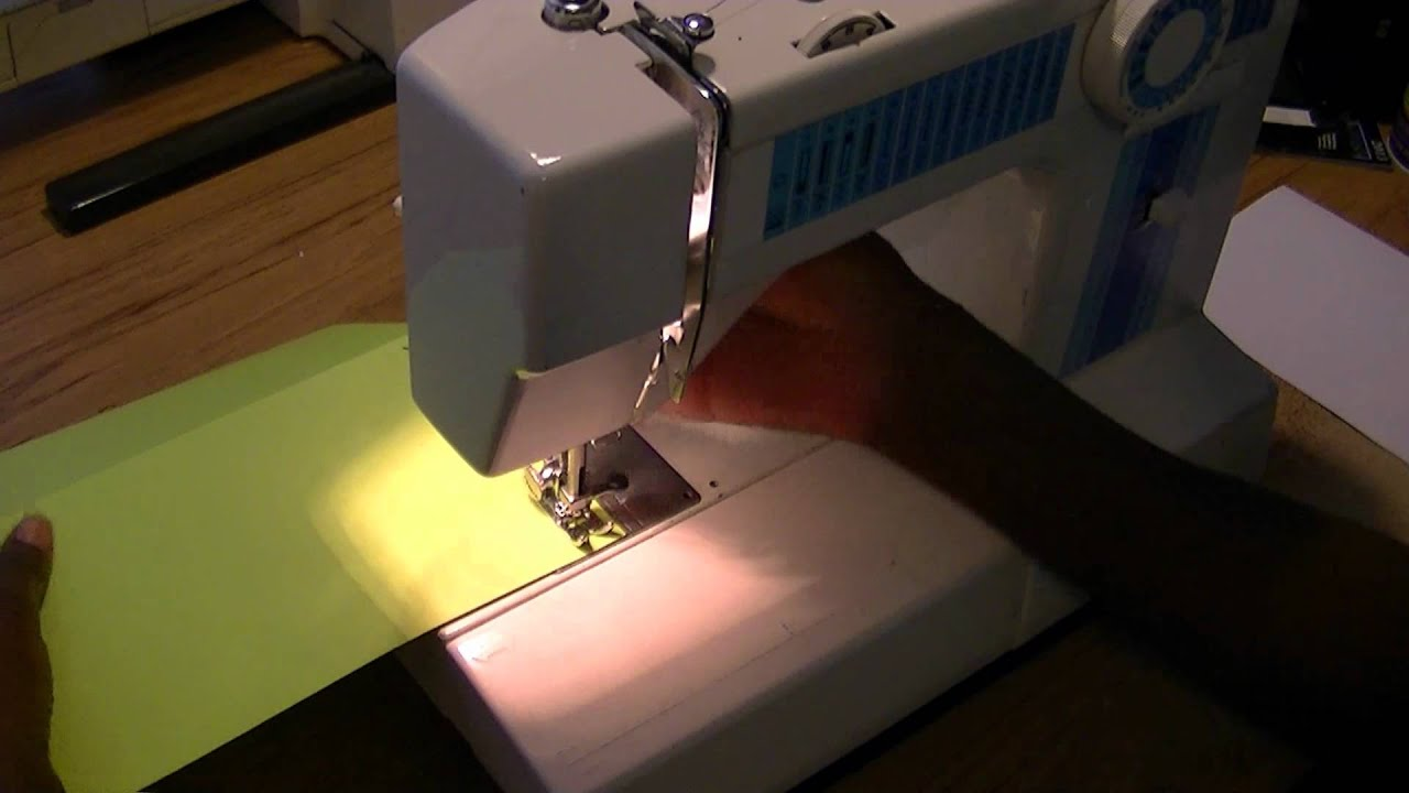 How to sew card stock greeting cards 60 second sewing secrets 8 how to sew card stock greeting cards 60 second sewing secrets 8 m4hsunfo
