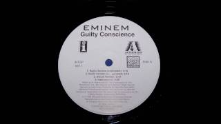EMINEM GUILTY CONSCIENCE INSTRUMENTAL